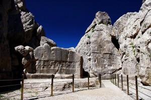Çorum-Boğazkale-ilçemizdeki-Hitit-dönemi-Yazılıkaya-Açıkhava-Tapınağı
