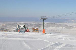 Samsun-Ladik-Akdağ-Kayak-Merkezi